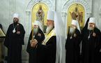 Le Saint-Synode de l'Eglise orthodoxe russe s'est réuni pour la dernière fois en 2008