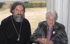 Condoléances du métropolite Cyrille à l'occasion de la mort de Madame A. Mechtcherski
