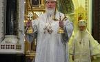 """Métropolite Cyrille: """"L'évangélisation devra être le principal objectif du prochain patriarche"""""""