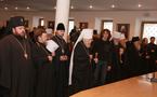 Les délégués ukrainiens au concile local de l'Eglise russe se sont réunis à Kiev