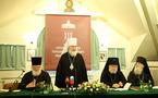 Le métropolite Cyrille appelle à relever le niveau des écoles théologiques en Russie
