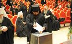 Le concile épiscopal a désigné trois candidats au siège patriarcal de Moscou