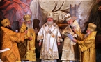 Intronisation du patriarche Cyrille de Moscou et de toute la Russie