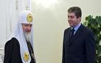 Patriarche Cyrille: l'Eglise russe soutiendra toujours le Saint-Synode de l'Eglise orthodoxe de Bulgarie