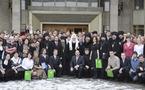 Les responsables des associations de jeunes orthodoxes se sont réunis à Moscou autour du patriarche