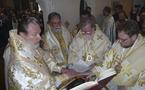 Ordination d'un nouvel évêque orthodoxe en Tchéquie