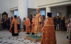 Visites pascales de Monseigneur Nestor, évêque de Chersonèse