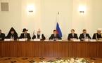 Réunion à Toula du Conseil à la coopération avec les organisations religieuses auprès du président de Russie