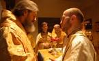Mgr Innocent a célébré une ordination diaconale à Paris