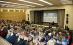 Le patriarche Cyrille a donné une conférence aux étudiants de l'Université Kant de Kaliningrad