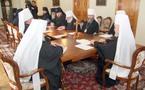 Le Saint-Synode de l'Eglise orthodoxe d'Ukraine invite le patriarche Cyrille à Kiev