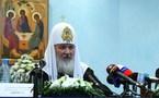Le patriarche Cyrille regrette qu'il n'y ait pas d'aumôneries religieuses dans l'armée russe