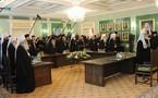 """Le Saint-Synode a créé un nouveau département """"Eglise et Société"""""""
