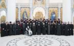 Le clergé du diocèse de Chersonèse s'est réuni au Centre Culturel et Spirituel Orthodoxe à Paris