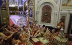 Première ordination épiscopale présidée par le patriarche Cyrille