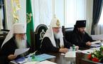 """Patriarche Cyrille: """"Les théologiens contemporains doivent empêcher l'Eglise orthodoxe de devenir un ghetto"""""""