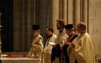 Vêpres interorthodoxes à la cathédrale protestante de Lausanne
