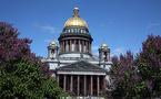 Visite du patriarche Cyrille à Saint-Pétersbourg