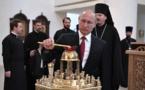 Le Président Vladimir Poutine a visité le Centre spirituel et culturel russe à Paris