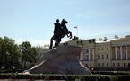 Premier forum helléno-russe à Saint-Pétersbourg