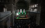 Concert du choeur du monastère Srétensky de Moscou à Istanbul