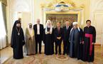 Communiqué à l'issue de la rencontre à Moscou entre le directeur général de l'UNESCO et les représentants religieux
