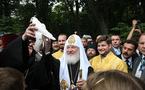 """Patriarche Cyrille: """"L'Eglise orthodoxe russe n'est pas l'Eglise de la Fédération de Russie"""""""