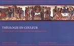 """Livre-album """"Théologie en couleur: les fresques des fêtes dans l'église des Trois-Saints-Docteurs"""""""