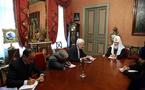 Le patriarche Cyrille a reçu l'Ambassadeur de France en Russie