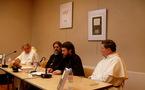 Conférence de presse de Mgr Hilarion aux Editions du Cerf