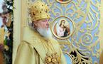 Le patriarche Cyrille prie pour les victimes du séïsme en Haïti