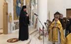 Mgr Nestor a célébré la Divine Liturgie en la cathédrale de la Sainte-Trinité