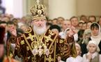 Premier anniversaire de l'élection du patriarche Cyrille