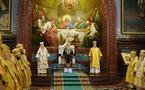 Le patriarche Cyrille célèbre le premier anniversaire de son intronisation