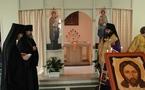 L'archevêque de Nijni-Novgorod a visité l'église des Trois-Saints-Docteurs et le séminaire
