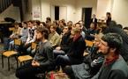 Les séminaristes orthodoxes ont visité l'aumônerie de l'institut des sciences politiques de Paris