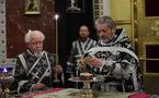 L'Eglise orthodoxe célèbre aujourd'hui, pour la première fois cette année, la liturgie des Dons Présanctifiés