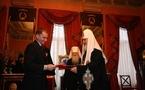 Un des plus beaux monastères de Moscou rendu à l'usage de l'Eglise orthodoxe russe