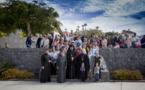 Mgr Nestor, évêque de Chersonèse, a présidé les solennités à l'occasion de la fête onomastique de la paroisse de la Sainte Rencontre à Tenerife