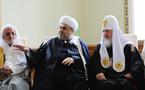 Le patriarche Cyrille se rend à la grande mosquée de Bakou
