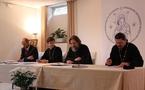 L'assemblée générale de l'Association diocésaine s'est tenue au Séminaire russe