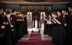 Formateur du Séminaire a reçu la tonsure monastique