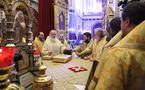 Mgr Nestor Sirotenko a été ordonné évêque auxiliaire du diocèse de Chersonèse