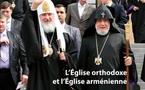 Le numéro 20 du Messager est consacré aux rapports entre l'Eglise orthodoxe et l'Eglise arménienne