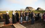 Le patriarche Cyrille en visite au Kamtchatka