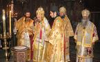 Une délégation de l'Eglise orthodoxe russe au Mont-Athos