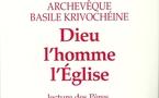 Un recueil des oeuvres de Mgr Basile Krivochéine paru aux Editions du Cerf