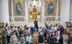 """Le Centre spirituel et culturel orthodoxe russe a participé aux """"Journées Européennes du Patrimoine 2018"""""""