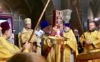 Les paroisses suisses ont célébré la synaxe de tous les saints qui ont brillé sur la terre d'Helvétie.