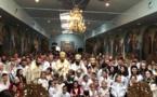 Monseigneur Nestor, évêque de Chersonèse, a pris part aux cérémonies solennelles consacrées à la glorification du synaxe des saints d'Espagne et du Portugal